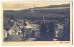 LG15 - 2 - BURG - REULAND - Panorama - Burg-Reuland