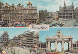 Brussel, Bruxelles, Meerdere Zichten, Multi Vues (pk19815) - Panoramische Zichten, Meerdere Zichten