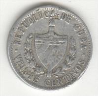 20 Centavos Cuba 1969 - Cuba