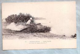 CPA - Madagascar - Tamatave - 10. Le Coup De Canon De 8h - Madagascar