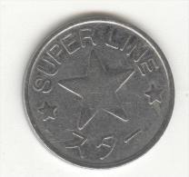 """Jeton """"Super Line"""" - Tokens & Medals"""