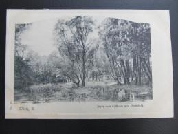 AK WIEN  Praterspitz Ca.1900  // T4220 - Prater