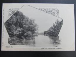 AK WIEN  Praterspitz Ca.1900  // T4219 - Prater
