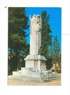 FANO,Monumento Ai Caduti-1979 - Pesaro
