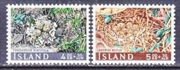 ICELAND  B 21-2  *  BIRD  NESTS  With  EGGS - 1944-... Republic