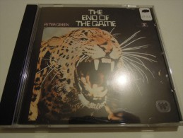 Peter Green - The End Of The Game - Reprise 7599 26758 2 - Germany - Blues