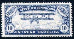 Rep.Dominicana 1920 !!! MNH***X VF  Airplane Biplane Set Of 1 - Airplanes