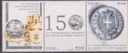 O) 2012 ITALY, NATIONAL MONETARY SYSTEM, CURRENCY, MNH - Italy