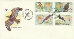 Venda 1983 Birds FDC - Venda