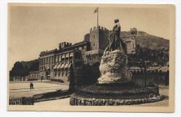 MONACO - N° 829 - PALAIS DU PRINCE - CPA - Prince's Palace