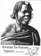 REPUBLIQUE SUD AFRICAINE TRAWSKEI TYPE XHOSA - South Africa