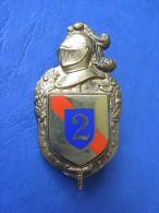 INSIGNE OBSOLETE / GENDARMERIE / ANNEES 50 / A1 - Police & Gendarmerie