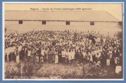 AFRIQUE  -- NIGERIA --  Sortie De L'Ecole.... - Nigeria