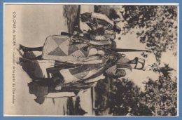 AFRIQUE  -- NIGER -- Cavalier De La Garde Du Djermakoy - Niger