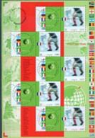 France 2002 - Coupe Monde De Football - BF 49, Neuf**, Non Plie - Sheetlets