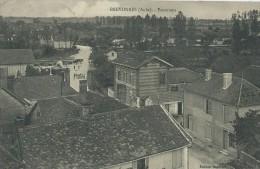 10, Aube, BREVONNES, Panorama,, Scan Recto-Verso - Other Municipalities