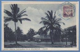 AFRIQUE  -- MOZAMBIQUE -- Angoche - Mozambique