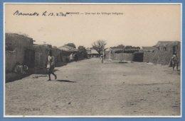 AFRIQUE  -- MALI --  Bamako -- Une Rue Du Village Indigène - Mali