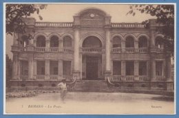 AFRIQUE  -- MALI --  Bamako -- La Poste - Mali
