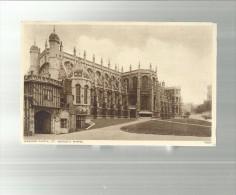 90580 WINDSOR CASTLE ST GEORGE'S CHAPEL - Windsor Castle