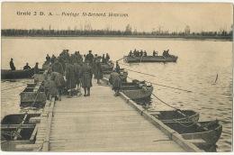 Genie 2 DA Pontage St Bernard Hemixem  Pont De Bateaux - Hemiksem