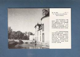 * CPA..dépt 77..SIGY   :  Le Château..Scan A     : Voir Les 2 Scans - Autres Communes