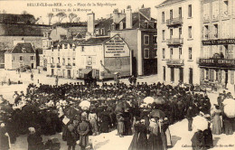 L'HEURE DE LA MUSIQUE, PLACE DE LA RÉPUBLIQUE - Belle Ile En Mer