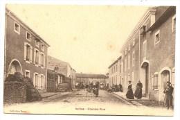Vosges : Isches - Grande Rue - (t1005) - Altri Comuni