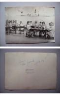 Fotografia Originale Aula/classe/bambini/scolari/alunni Alzaia Naviglio Grande 1953/1954 - Foto