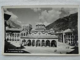 Bulgaria Rila Monastery Bu13 - Bulgarie