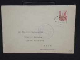 ESPAGNE--Env. Pour France Période 1930/40 Avec Censure    Dispersion D ´une Archive    P6560 - Marcas De Censura Nacional