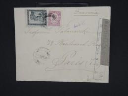 ESPAGNE--Env. Pour France Période 1930/40 Avec Censure    Dispersion D ´une Archive    P6563 - Marcas De Censura Nacional