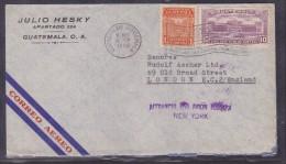 Guatemala - Lettre - Guatemala