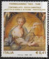 """PIA - ITALIA - 2003 : 500° Della Nascita Di Francesco Mazzola Detto Il """"Parmigianino""""  - (SAS  2699) - 2001-10:  Nuovi"""
