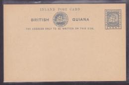 Guyane - Lettre - British Guiana (...-1966)
