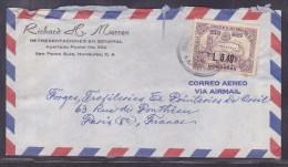 Honduras - Lettre - Honduras