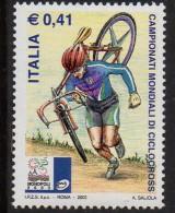 PIA - ITALIA - 2003 : Campionati Mondiali Di Ciclocross    - (SAS  2669) - Ciclismo