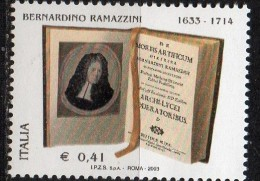 PIA - ITALIA - 2003 : Bernardino Ramazzini    - (SAS  2715) - 2001-10:  Nuovi
