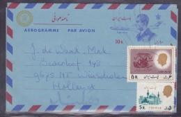 Iran - Lettre - Iran
