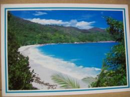 Anse Lazio, Praslin  (Seychelles) - Seychelles