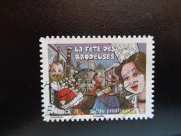 France 2011 Autoadhésifs N°A572 Oblitéré Fêtes Et Traditions De Nos Régions - France