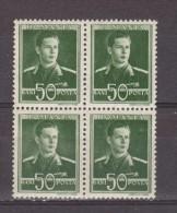 1940 - Roi Michel I  BLOC X 4 MNH - 1918-1948 Ferdinand, Carol II. & Mihai I.
