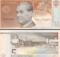 Estonia #76a, 5 Krooni, 1994 (97), UNC / NEUF - Estonia