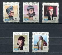 SAHARA OCC 1992 COLUMBUS Stamp Exposition MNH - Fantasy Labels