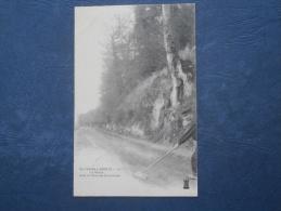 De Tours à Veretz  La Route Près Du Parc De Grammont - Cantonnier - N° 10 - Précurseur - Circulée 1903 - L205A - France
