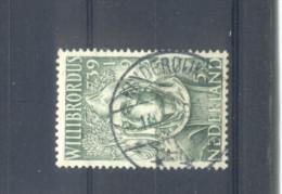 Langebalkstempel Kinderdijk Op Nvph 323 - Periodo 1891 – 1948 (Wilhelmina)