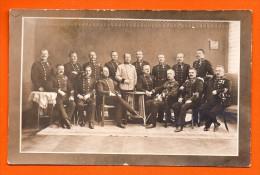 Linz - Pöstlingberg. Réunion D' Officiers Autrichiens Très Décorés. 1913 - Linz Pöstlingberg