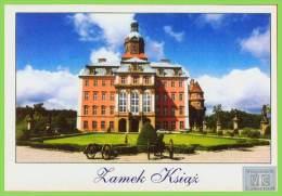 Voyo POLAND KSIAZ (Schloss Fürstinstein) The Castle 1998 Unused Kotlina - Pologne