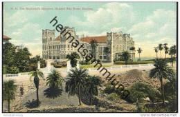 Indien - Bombay- H. H. The Gaekwad's Bungalow - Napean Sea Road - Ca. 1910 - Indien