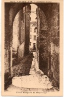 06. Levens. Ancienne Porte. Vieux Remparts Du Moyen Age - Francia